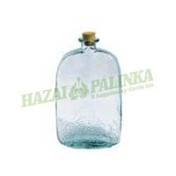 Flat bottle 0,4l