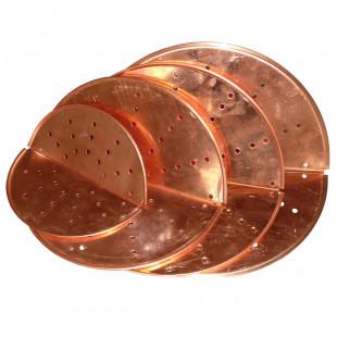 Copper Sieve Tray