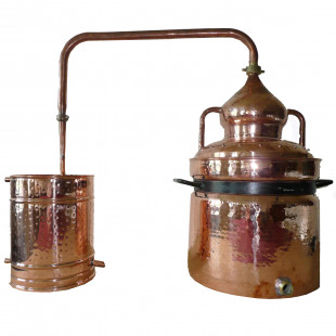 Double Walled Distiller